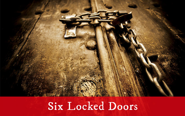 Room - Six Locked Doors