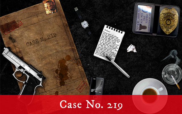 Tour - Case No. 219