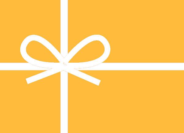 gift certificate box
