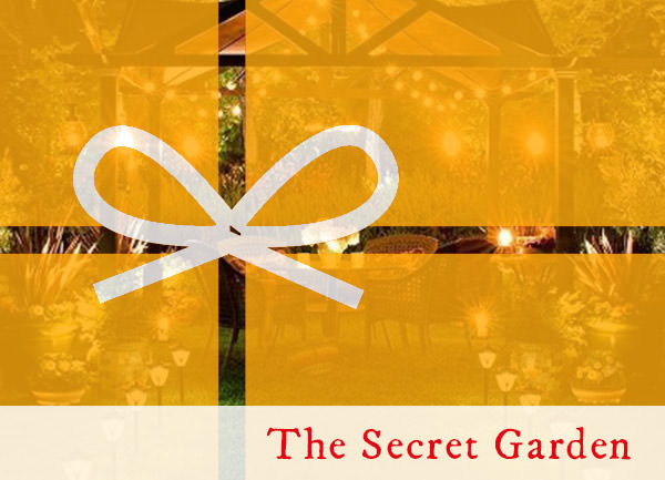 Gift Certificate - The Secret Garden